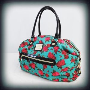 Betsey Johnson Betseyville Large Overnight Bag